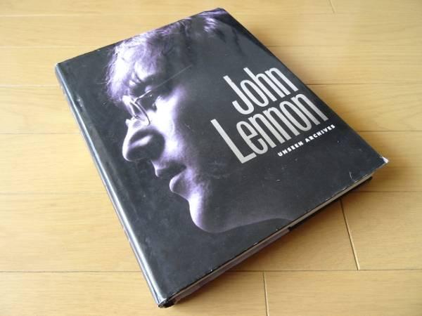 洋書◆ジョン・レノン写真集 本 ビートルズ