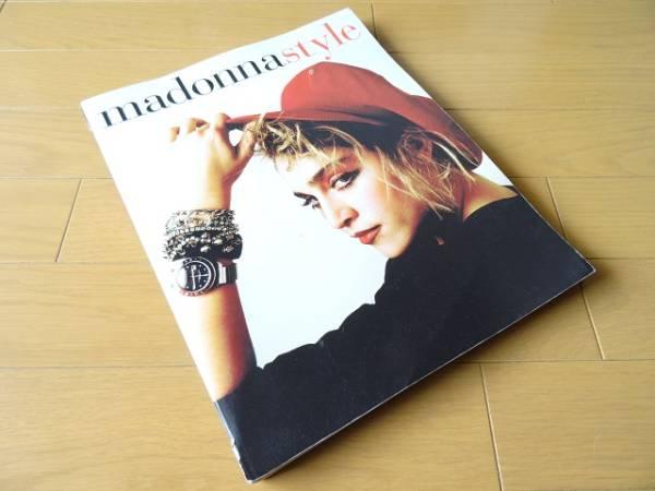 洋書◆マドンナ写真集 本