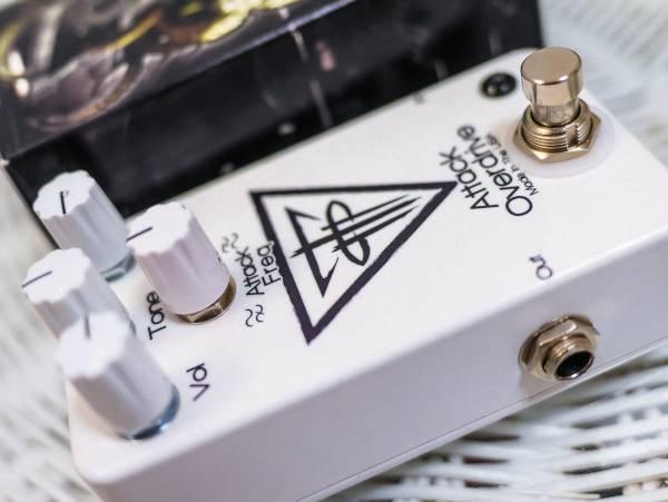 Pro tone pedals USA Attack overdrive Misha mansoor Periphery Djent TS系 オーバードライブ ブースター ハイエンド Protone