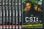 YB2187 CSI:科学捜査班 シーズン6 全8巻 ジェリー・ブラッカイマー製作総指揮 ウィリアム・ピーターセン 中古DVD レンタル版