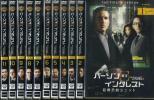 YB2233 パーソン オブ インタレスト シーズン1 全11巻 J.J.エイブラムス ジョナサン・ノーラン 吹替 字幕収録 中古DVD レンタル版