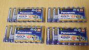 パナソニック エボルタ単3形アルカリ乾電池8本入り×4パック