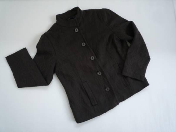 【お買い得!】 ◆ クロスプラス / TURTLEDOVE ◆ 長袖ジャケット 茶色 L