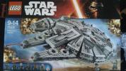 LEGOレゴ75105 スター・ウォーズ ミレニアムファルコン