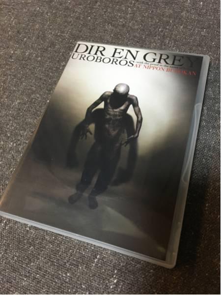 [美品]DIR EN GREY DVD2枚組 UROBOROS AT NIPPON BUDOKAN ライブグッズの画像
