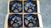 ADVAN Racing GT 美品 R35 空気圧センサー付き