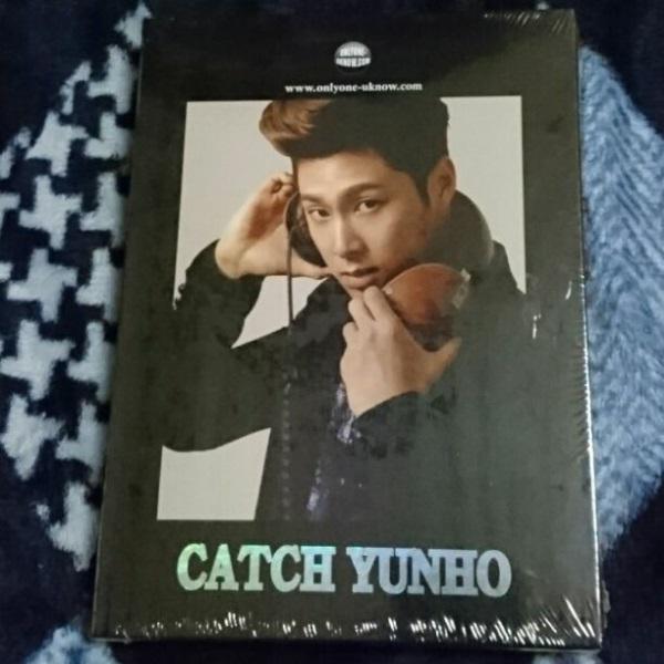 ユノ DVD 『CATCH YUNHO』(セギソン)