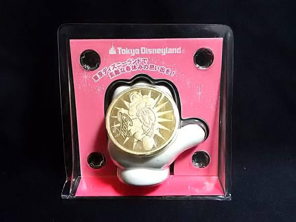 TDR TDL 春休み コイン メダル グーフィー ディズニーグッズの画像