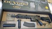 マルイ次世代HK416デブグルカスタム弾速限界チューン飛距離60mオーバー