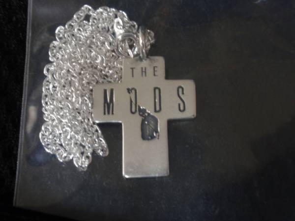 THE MODS  「シルバーネックレス」 50cm 森山達也