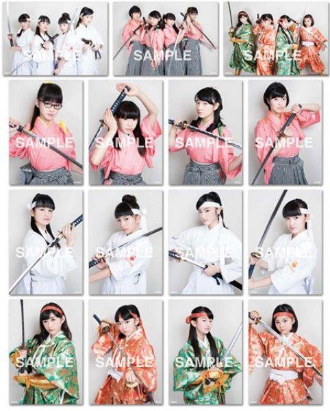 新品★さくら学院「剣舞の授業2」フォトセット(15枚セット)