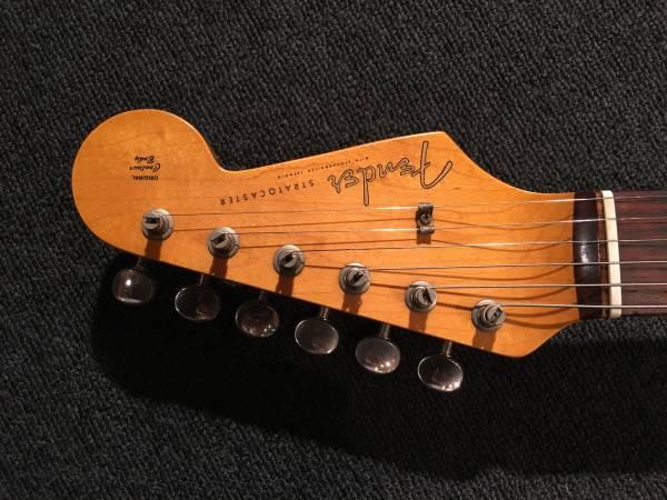 Fender Japan ST62-70TX 3TS/R No.060114