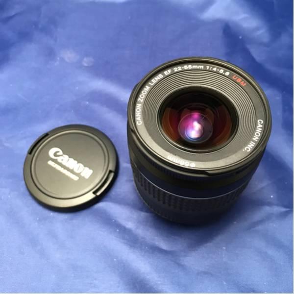 《新品未使用》 CANON EF 22-55mm f4-5.6 USM 超希少