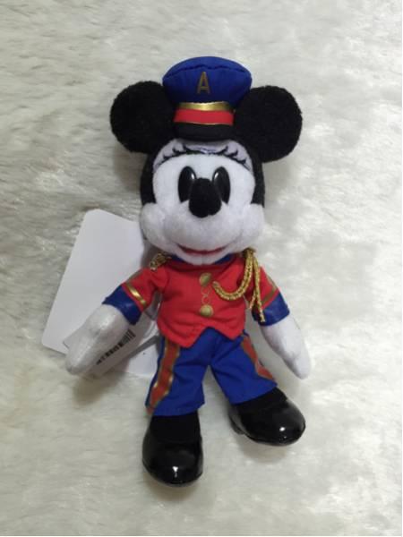 アンバサダーホテル ミニー ぬいぐるみバッジ ディズニー ディズニーグッズの画像