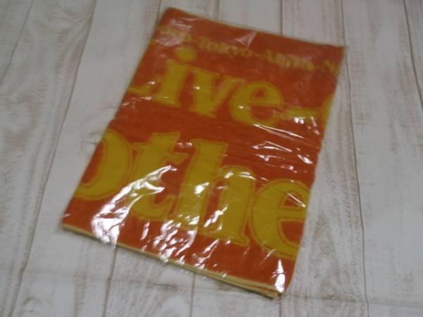 未使用 1999年 B'z LIVE GYM '99 Brotherhood タオル