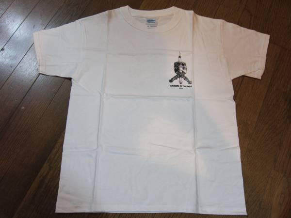 BBQ CHICKENS バンドTシャツ youth-Mサイズ 未使用 KEN YOKOYAMA pizza of death メロコア ハードコア パウエル ライブグッズの画像
