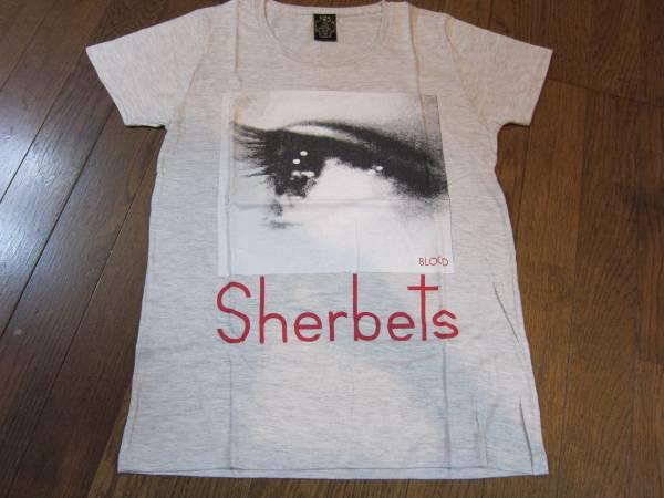 SHERBETS(浅井健一) バンドTシャツ Lady'sサイズ 未使用 浅井健一 sexy stones ブランキー ライブグッズの画像