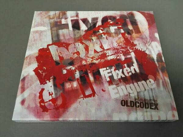 OLDCODEX Single Collection「Fixed Engine」(RED LABEL)初回限 ライブグッズの画像