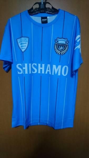 SHISHAMO×FRONTALE『コラボTシャツ』川崎フロンターレ Mサイズ ライブグッズの画像