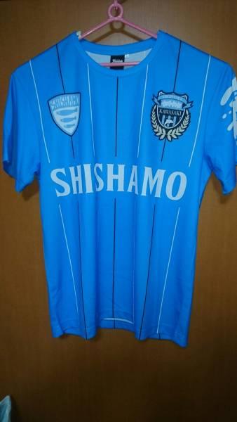SHISHAMO×FRONTALE『コラボTシャツ』川崎フロンターレ XLサイズ ライブグッズの画像