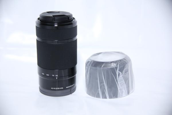 極美品■SONY ソニー Eマウント 55-210mm F4.5-6.3 OSS SEL55210 ブラック