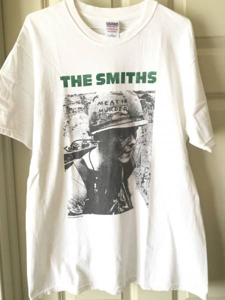 The Smiths ザ・スミス Meat Is Murder ミート・イズ・マーダー Tシャツ
