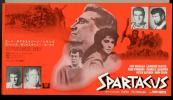 102●映画チラシ S・キューブリック『スパルタカス』●