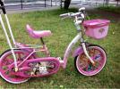 プリンセス 子供自転車 16インチ 東京都(補助輪付可)