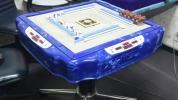 全自動麻雀卓、アモスコングバトル4、(ブルー)
