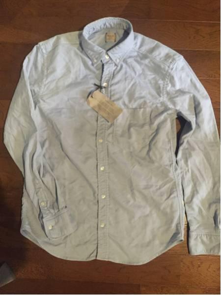 【新品未使用】YANUK メンズ B/Dシャツ safari MEN'S CLUB掲載モデル