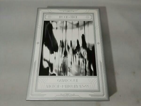 BUCK-TICK CATALOGUE VICTOR→MERCURY87-99(初回限定BOX)(DVD付) ライブグッズの画像