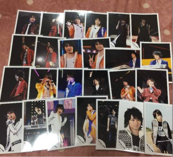 伊野尾慧 25枚セット 公式写真 Hey!Say!JUMP コンサートグッズの画像