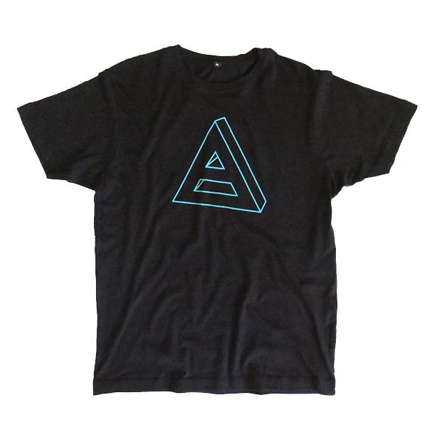 ジャレッド・レト THIRTY SECONDS TO MARS 3D TRIAD Tシャツ Mサイズ