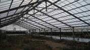 家庭菜園にお勧め ◆ 倉庫  ◆ 屋根型角鋼ハウス