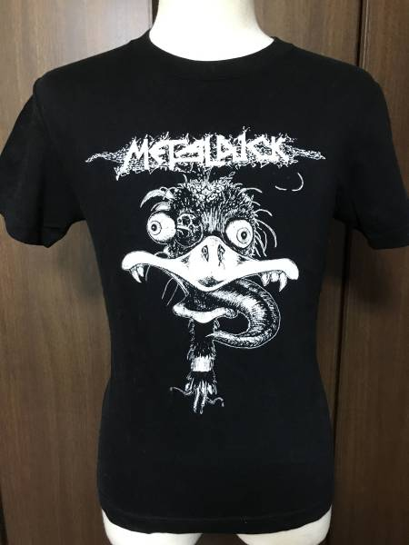 ★METAL DUCK Electro Hippies Carcass Punk Hardcore