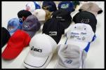 ★☆ asics・ニューバランス・QUIKSILVER有り!! ★☆   ★☆  メンズ帽子キャップ訳有20個セット ☆★■CNS013