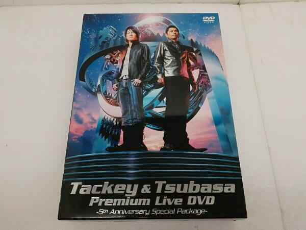 タッキー&翼 TACKEY&TSUBASA PREMIUM LIVE DVD~5th ANNIVERSAR コンサートグッズの画像