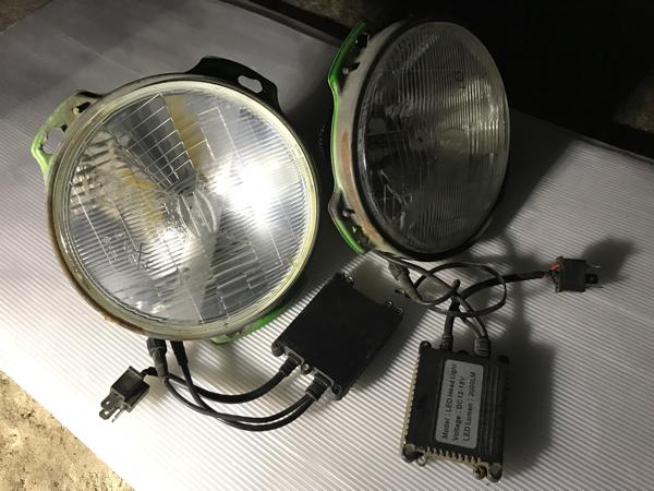 ジムニー ヘッドライト LEDバルブセット SJ10 SJ30 JA71 JA11 JA22 JA51