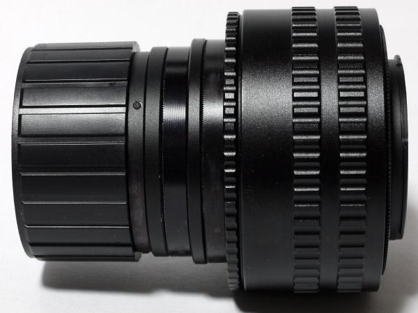 弱バブルボケ ニコンF/M42改 Zeiss TALON 85mm 約0.5倍マクロ