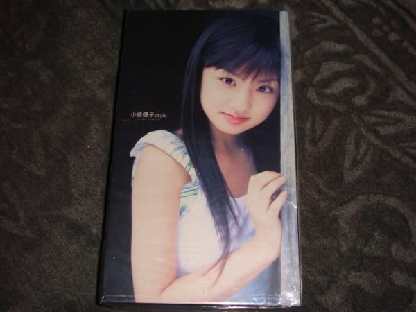 アイドルフィギュア style シリーズ 1/6  小倉優子 新品 未開封 レア