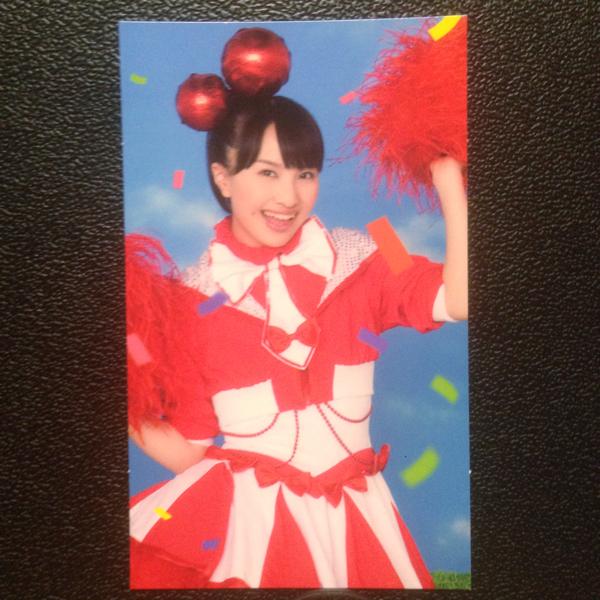 ももクロ 百田夏菜子 トレカ カード PUSH
