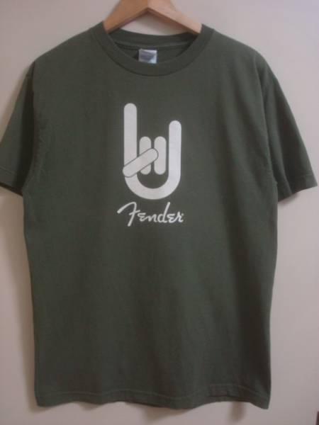 Fender フェンダー Tシャツ/M
