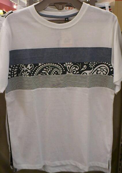 即決 仮面女子×しまむら 立花あんなデザイン Tシャツ【L】 ライブグッズの画像