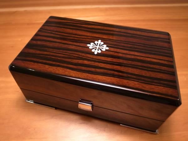 パテックフィリップ 純正 ケース ボックス 箱 付属品一式_画像2
