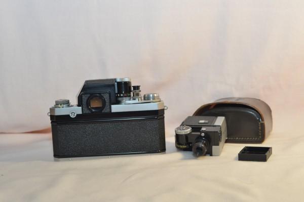美品 ニコン Nikon F フォトミック レンズ付き_画像3
