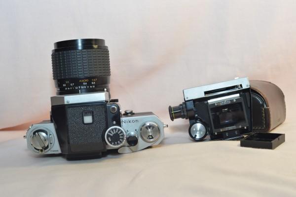美品 ニコン Nikon F フォトミック レンズ付き_画像2