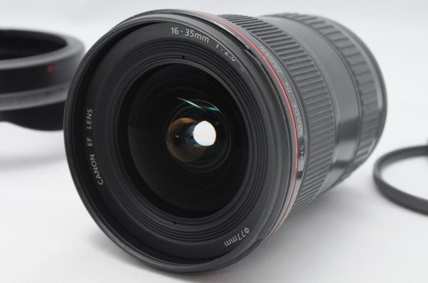 ☆★超美品★☆キヤノン CANON EF16-35mm F2.8 L USM 1円スタート