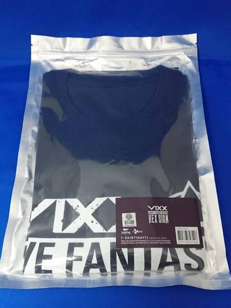 VIXX / LIVE FANTASIA Tシャツ (ネイビー/M) ライブグッズの画像