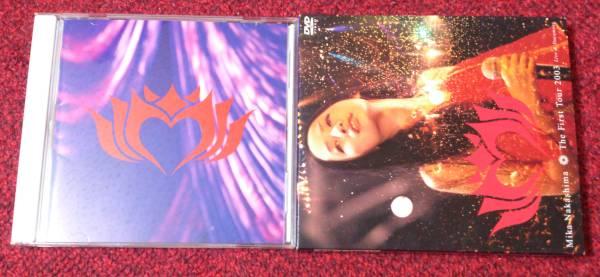 中島美嘉 The First Tour 2003 Live & Document ライブグッズの画像