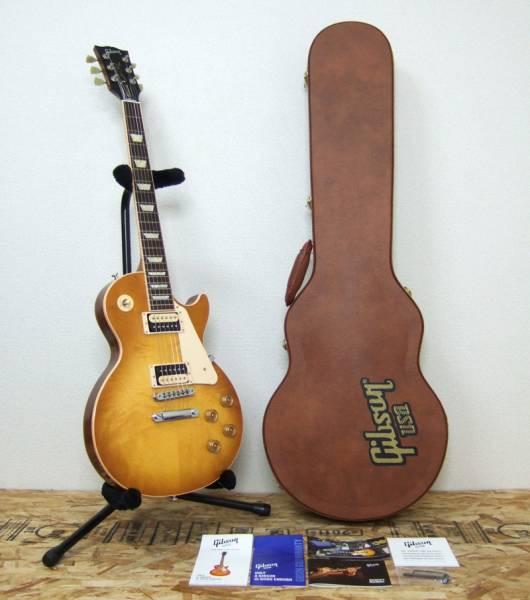 送料無料!Gibson Les Paul Classic 2016 ギブソン レスポール クラシック 極上美品